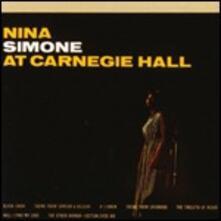 At Carnegie Hall 1963 - Vinile LP di Nina Simone