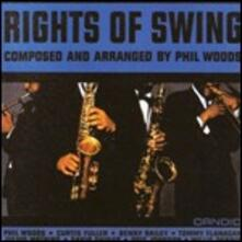 Rights of Swing - Vinile LP di Phil Woods
