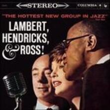 The Hottest New Group of Jazz - Vinile LP di Jon Hendricks,Annie Ross,Dave Lambert