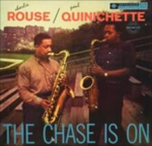 The Chase Is on (180 gr.) - Vinile LP di Charlie Rouse,Paul Quinichette