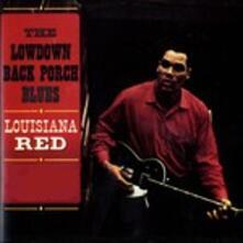 The Lowdown Back Porch Blues (Mono 180 gr.) - Vinile LP di Louisiana Red