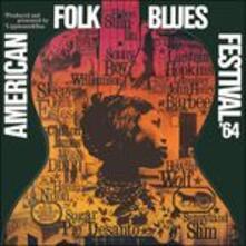 American Folk Blues Festival 1964 (180 gr.) - Vinile LP