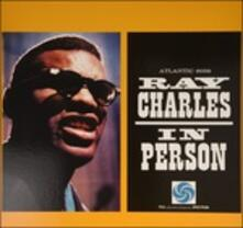 In Person (180 gr.) - Vinile LP di Ray Charles