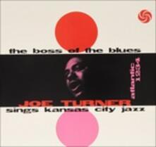 The Boss of the Blues (180 gr.) - Vinile LP di Big Joe Turner