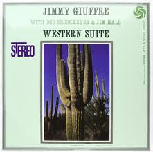 Western Suite (180 gr.) - Vinile LP di Jimmy Giuffre