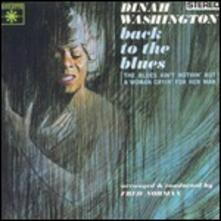 Back to the Blues - Vinile LP di Dinah Washington