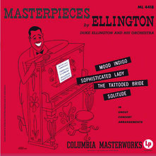 Masterpieces (180 gr.) - Vinile LP di Duke Ellington