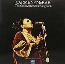 Great American (180 gr.) - Vinile LP di Carmen McRae