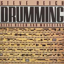 Drumming (180 gr. Reissue) - Vinile LP di Steve Reich