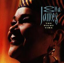Right Time (180 gr. Gatefold Sleeve - Import) - Vinile LP di Etta James