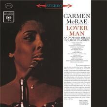 Sings Billie Holiday Classics (180 gr.) - Vinile LP di Carmen McRae