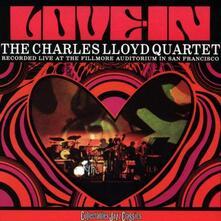 The Charles Lloyd Quartet. Love in (180 gr.) - Vinile LP di Charles Lloyd