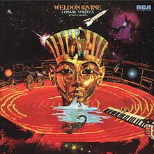 Cosmic Vortex. Justice Divine - Vinile LP di Weldon Irvine