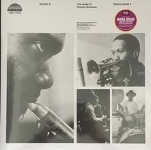 Rhythm X. The Music of Charles Brackeen - Vinile LP di Charles Brackeen