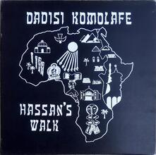 Hassan's Walk - Vinile LP di Dadisi Komolafe