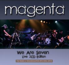 We Are Seven. Live - CD Audio di Magenta