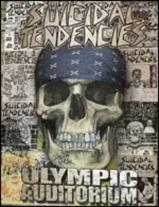 Suicidal Tendencies. Live At The Olympic Auditorium - DVD