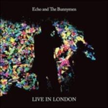 Live in London - Vinile LP di Echo and the Bunnymen