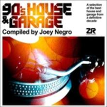 90's House & Garage vol.2 - Vinile LP di Joey Negro