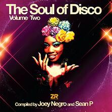 The Soul of Disco vol.2 - Vinile LP di Joey Negro