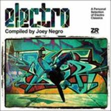 Electro - Vinile LP di Joey Negro