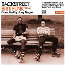 Backstreet Brit Funk vol.2.2 - Vinile LP