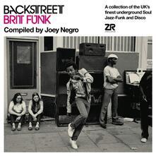 Backstreet Brit Funk vol.1 - Vinile LP di Joey Negro