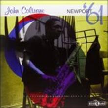 Newport '61 - Vinile LP + CD Audio di John Coltrane