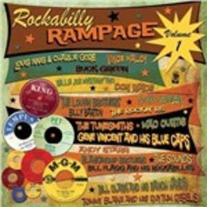 Rockabilly 1 - Vinile LP + DVD