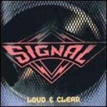 Loud & Clear - CD Audio di Signal