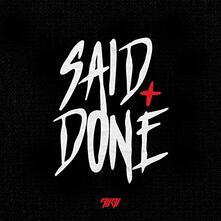 Said & Done - Vinile LP di Alibi
