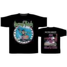 T-Shirt Unisex Tg. M Sacred Reich: Surf Nicaragua