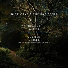 Give Us a Kiss - Jubilee Street - Vinile 10'' di Nick Cave,Bad Seeds
