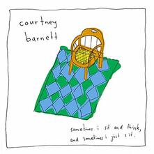 Sometimes I Sit and Think, and Sometimes Just I Sit - Vinile LP di Courtney Barnett