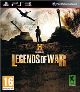 Videogioco History: Legends of War PlayStation3 0
