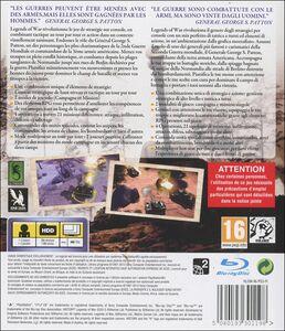 Videogioco History: Legends of War PlayStation3 10