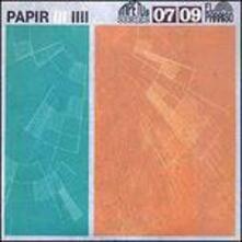 III - IIII - Vinile LP di Papir