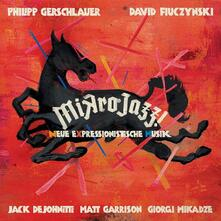 Mikrojazz. Neue Expressionistische Musik - Vinile LP di David Fiuczynski,Philipp Gerschlauer