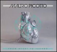 From Heart to Techno - Vinile LP di Mauro Picotto