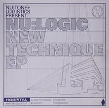 New Technique Ep - Vinile LP di Nu:Logic