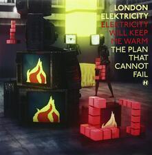 Elektricity Will Keep Me Warm - Vinile LP di London Elektricity