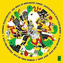 All Hell Is Breaking - Vinile LP di London Elektricity