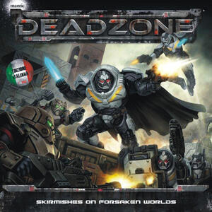 Deadzone 2 Starter Set - Ed.Italiana