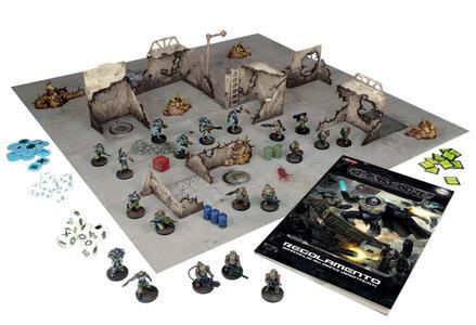 Deadzone 2 Starter Set - Ed.Italiana - 3