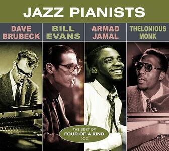 CD Jazz Pianists