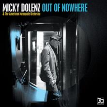 Out of Nowhere (Limited Coloured Vinyl) - Vinile LP di Micky Dolenz
