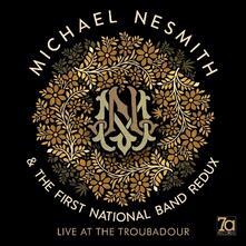 Live at the Troubadour (Coloured Vinyl) - Vinile LP di Michael Nesmith