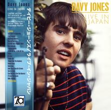 Live in Japan - Vinile LP di Davy Jones