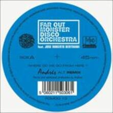 Where Do We Go From Here? - Vinile LP di Far Out Monster Disco Orchestra