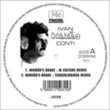 Mamao's Break - Vinile 7'' di Ivan Mamão Conti